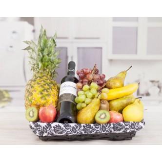 Cesta de Frutas Para ti Mamá